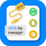 OTG Connector Software For Android : USB Driver icon