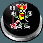 Evil Banana Jelly Button icon