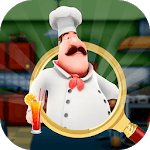 Kitchen Hidden Object : Restaurant Game icon