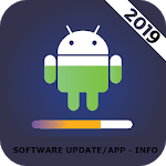 Phone Update - Update android version information icon