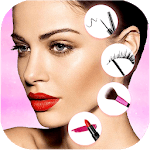 Makeup Photo Editor: Selfie Camera and Face Makeup icon