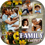 Family Photo Collage Maker icon