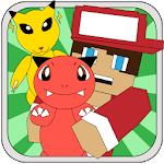 Pixelmon auto: chess craft go PE build piikachu icon