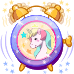 Unicorn Alarm Clock icon