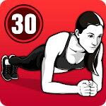 Plank Workout - Plank Challenge App, Fat Burning icon