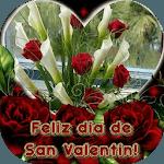 Postales de amor San Valentín icon