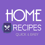Home Recipes - Quick & Easy for pc icon