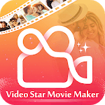 Video Star Movie Maker for pc icon