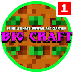 Big Craft: Prime Ultimate Survival and Crafting icon