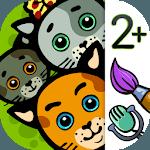 Три котенка. Развивающие мультики для детей APK icon