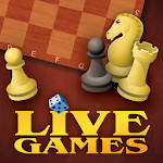 Chess LiveGames - free online game for 2 players icon