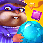 Diamond Quest - Match 3 puzzle icon