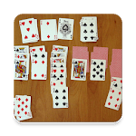 solitaire no ads free offline for pc icon