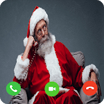 Santa Claus Video Call for pc icon