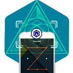 Don't Touch My phone Third Eye anti-theft security APK icon