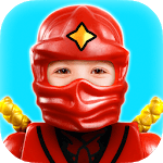 Costume Ninja - Construction Toys icon