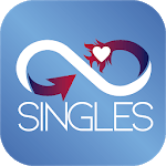 Singles - #1 dating app for finding local singles icon