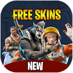 MySkinsFBR: Free Skins Battle Royale new Skins icon