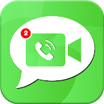 Face To Face time Video Call & Chat Advice icon