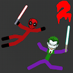 Stickman Hero Warriors icon