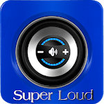 High Loud Volume Booster max (Super Sound Booster) icon