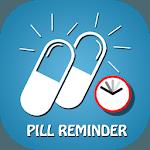 Pill Reminder - Medication Reminder Alarm icon