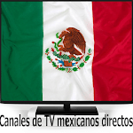 Mexican TV channels on LIVE icon