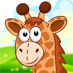 Smart games for kids. Logic games for kids free. icon