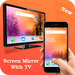 Screen Mirroring with TV – All Screen Mirror icon