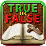 True or False? (Bible Quiz) for pc icon