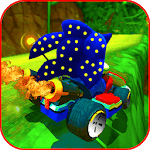 Sonic Game Race Plus icon
