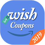 coupons for wish 2019 icon