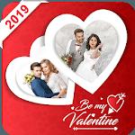 Valentine Photo Frames 2019 - Love Couple Frames icon