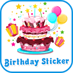 BirthDay Stickers for Whatsapp - WAStickerApps icon