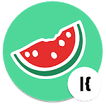 Watermelon Kwgt icon