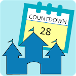 Unofficial Disney Countdown icon
