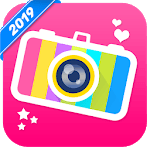 You Beauty Makeup : InstaSelfie Makeover camera for pc icon