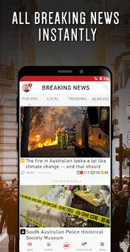 Australia Breaking News & Local News For Free APK screenshot 1