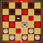 Spanish Checkers - Online for pc icon