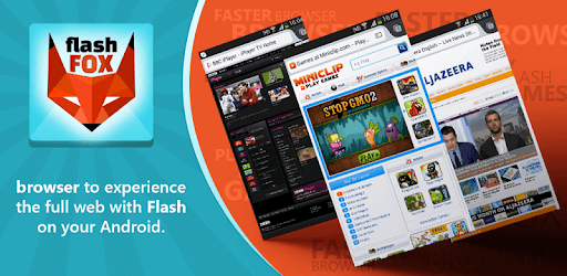 Use Flashfox on PC and MAC with Android Emulator
