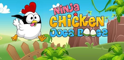Ninja Chicken Ooga Booga pc screenshot