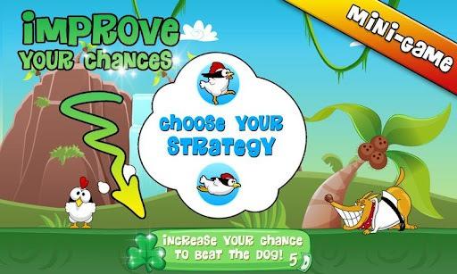 Ninja Chicken Ooga Booga APK screenshot 1