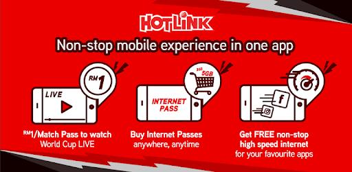 Hotlink RED pc screenshot