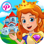 My Little Princess Castle - Playhouse & Girls Game icon