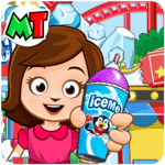 My Town: Fun Amusement Park Game for Kids - Free icon