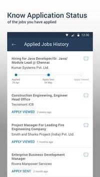 Naukri.com Job Search APK screenshot 1