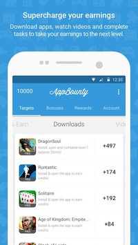 AppBounty – Free gift cards APK screenshot 1