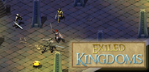 Exiled Kingdoms RPG pc screenshot