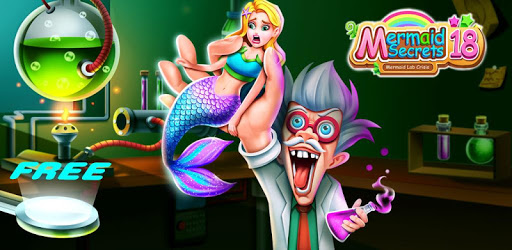 Mermaid Secrets18 - Mermaid Princess Rescue pc screenshot