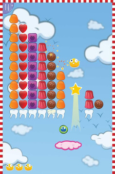 Candy Breaker: sugared quest APK screenshot 1